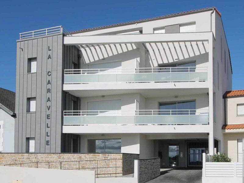Caravelle programme immobilier neuf St Gilles Croix de Vie