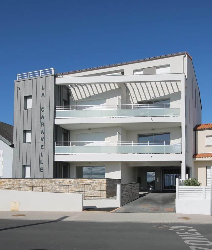 Appartement neuf Majelli à St Gilles Croix de Vie centre - La Caravelle
