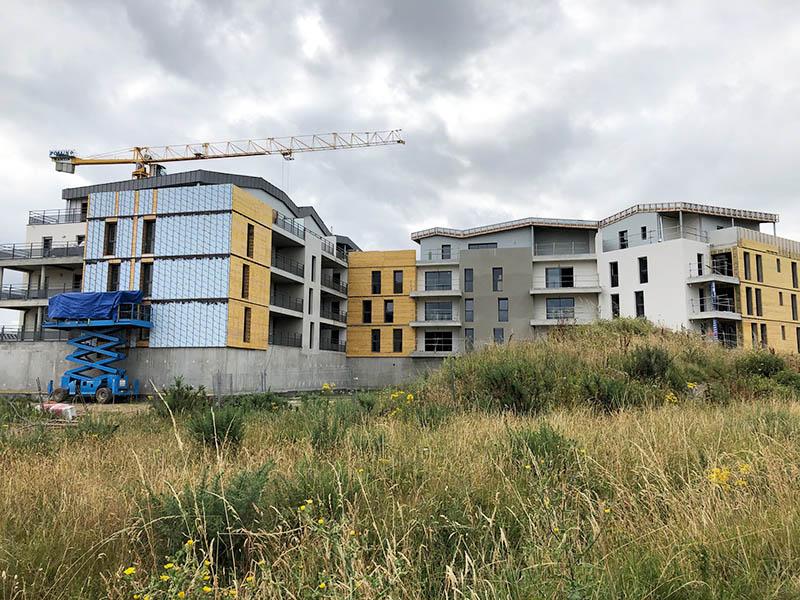 Zéphyr programme immobilier neuf St Gilles Croix de Vie